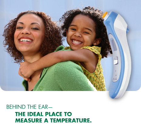 Easy 1-2-3 Vicks Thermometer